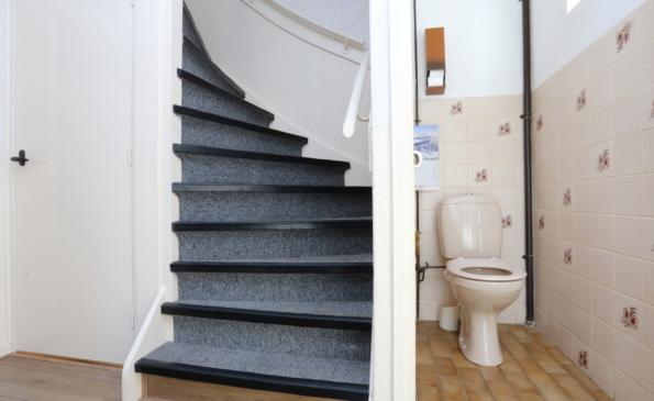 WC trap